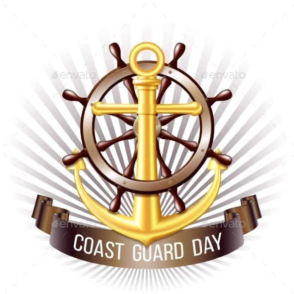 Coast Guard Day Greeting Card - Miscellaneous Seasons/Holidays
