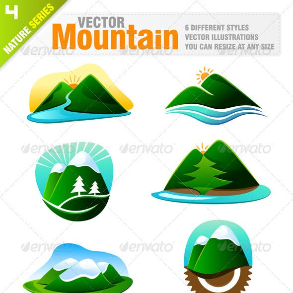 6 Mountain Designs