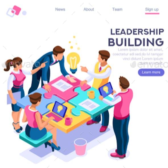 Business Puzzle Construction