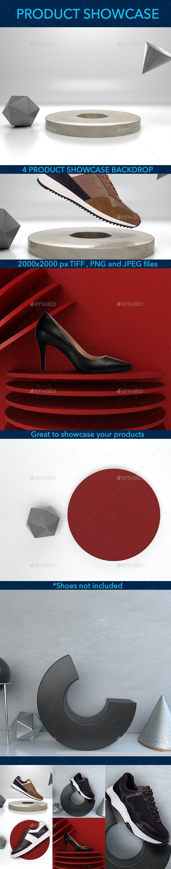 Product Showcase Background v1 - Backgrounds Graphics