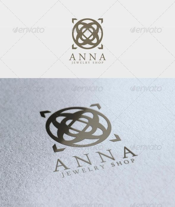 Anna Logo - Vector Abstract