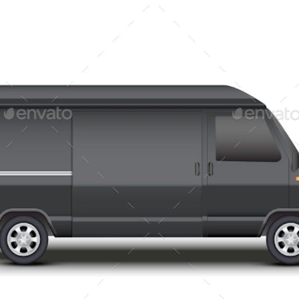 Classic VIP Service White Minibus