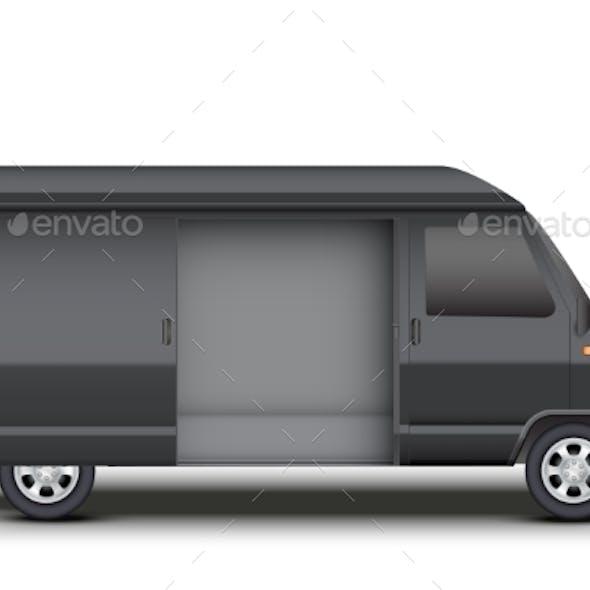 Classic VIP Service Van Minibus
