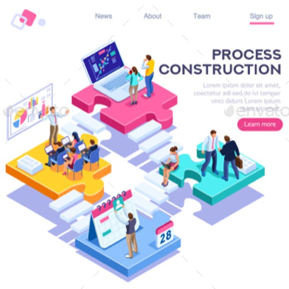 Support Process Construction Concept