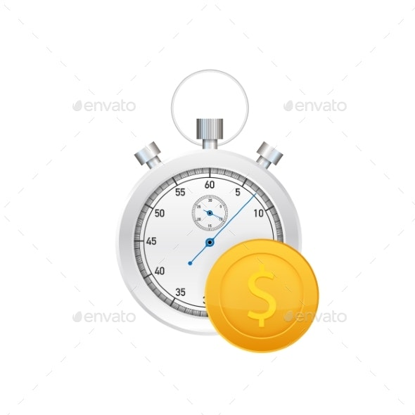 Time is Money Concept - Concepts Business