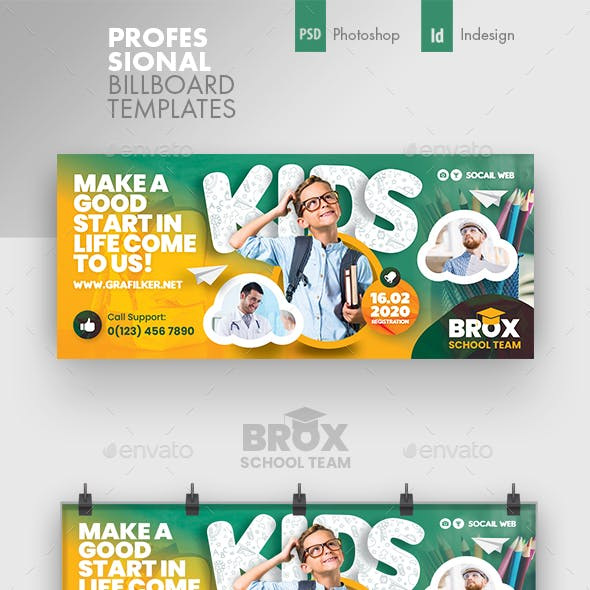 Summer School Graphics, Designs & Templates from