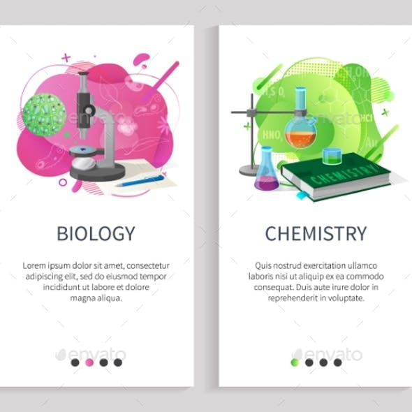 Biology and Chemistry School Subjects University