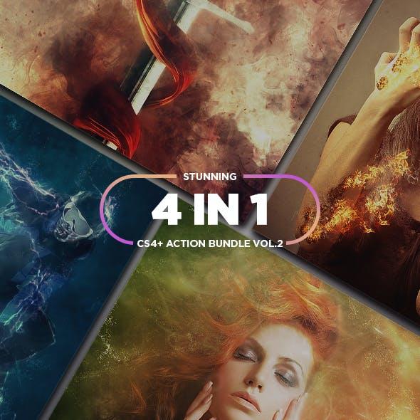 4 in 1 Stunning Bundle vol.2
