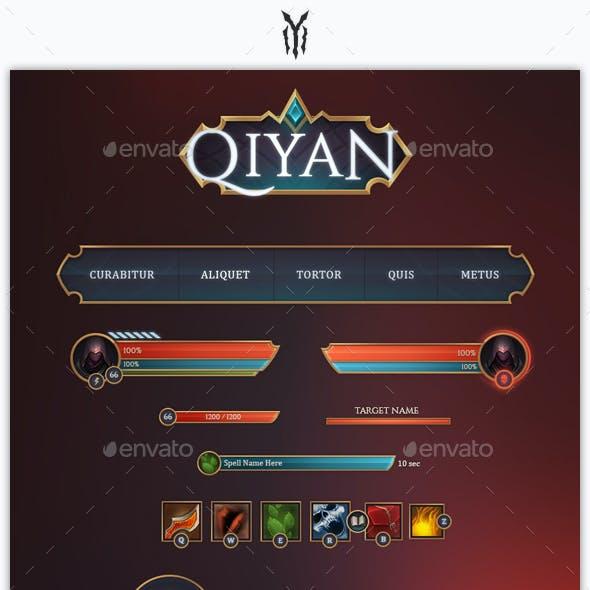 QIYAN Game Interface