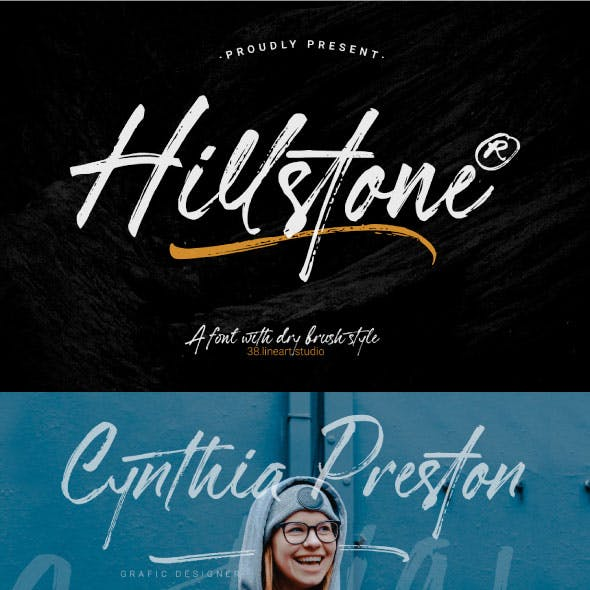Fashion and Modern Cursive Fonts from GraphicRiver