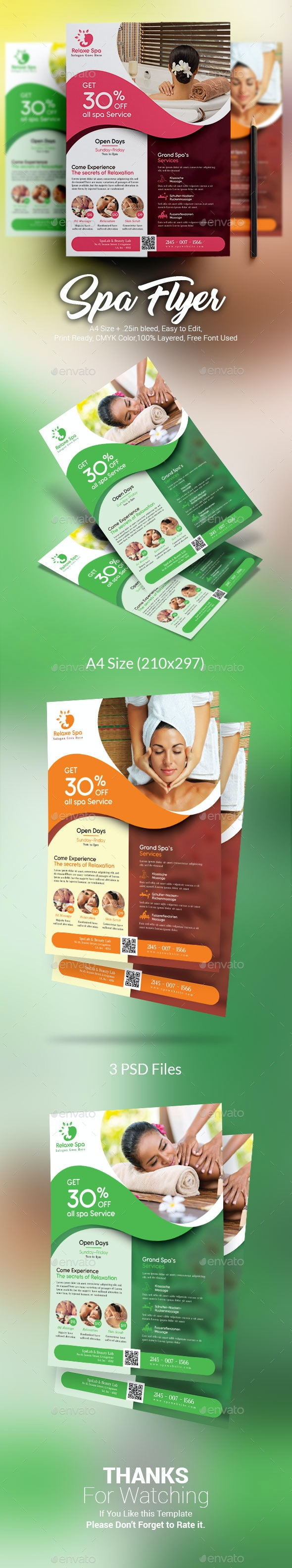 Massage Flyer Template Free from graphicriver.img.customer.envatousercontent.com