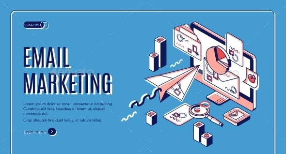 Email Marketing Landing Page Spammer Services - Media Technology