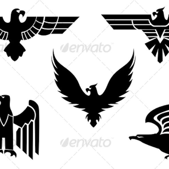 Eagle symbols 3