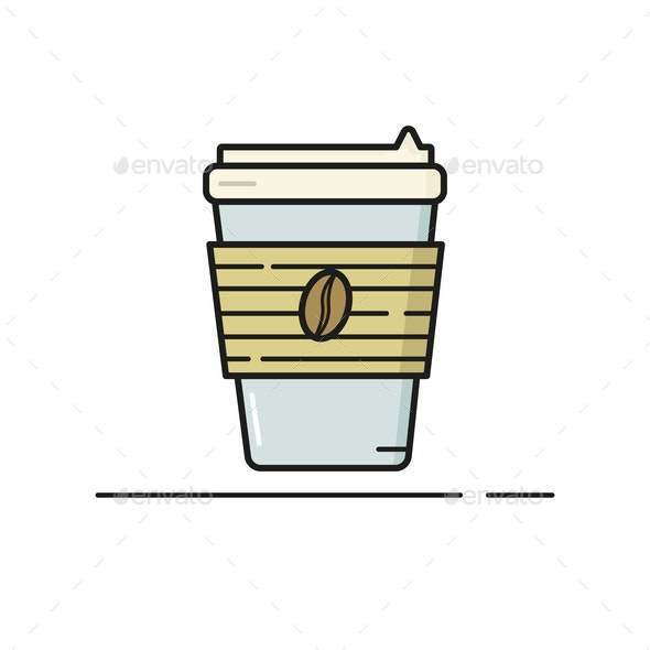 Paper Cup Coffee - Miscellaneous Vectors