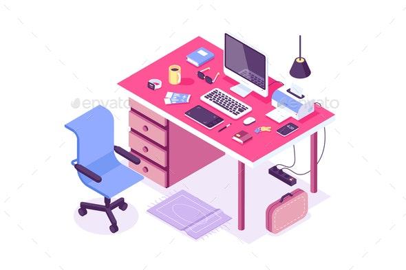 Workspace - Miscellaneous Vectors
