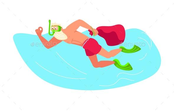 Christmas at the Tropical Sea Resort - Christmas Seasons/Holidays