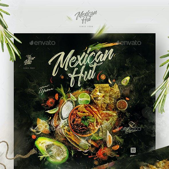 Menu Mexican Food