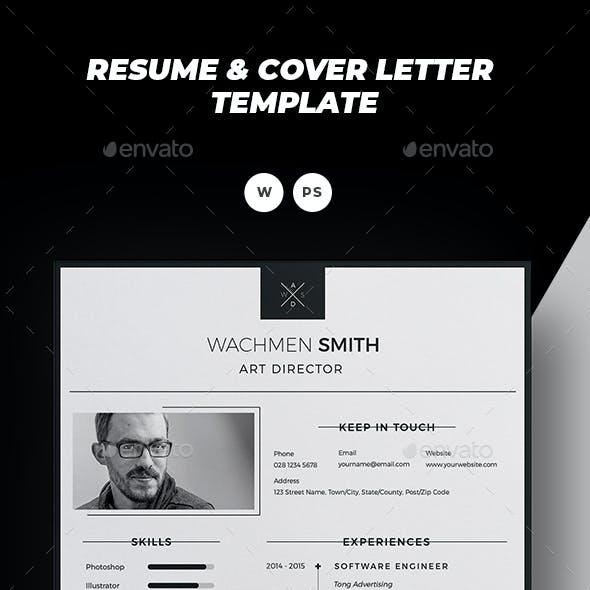 Simple Resume - Wachmen -