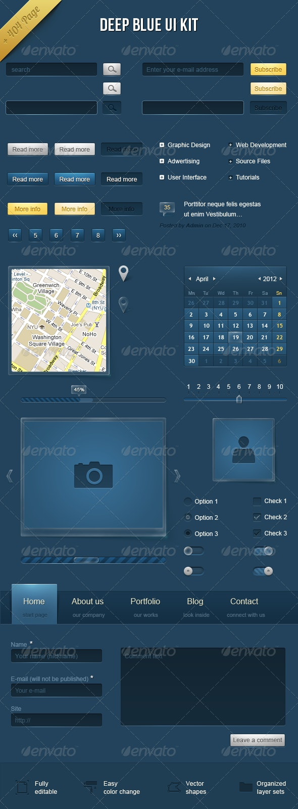 10 Best UI Templates  for July 2020