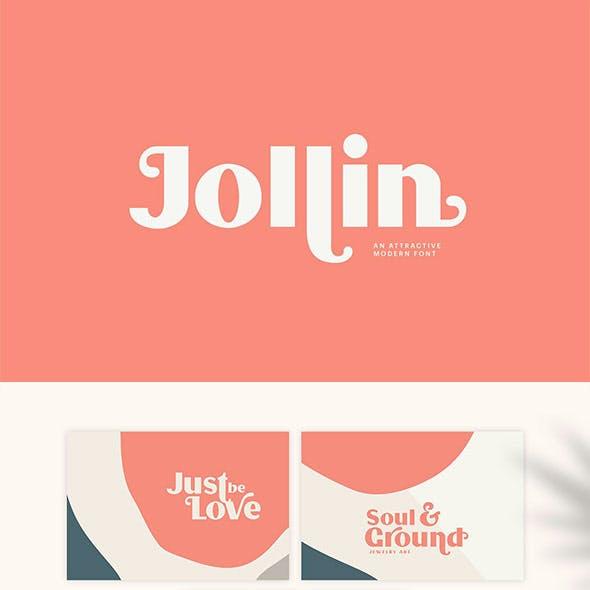 Jollin Font