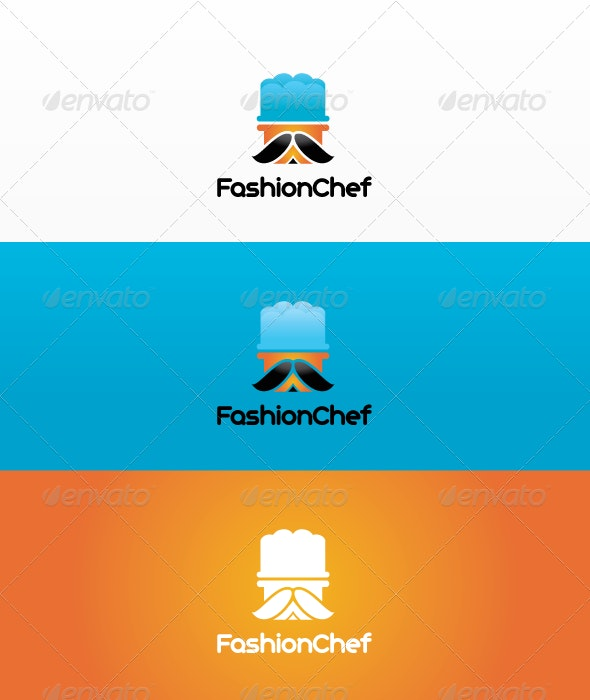 Fashion Chef - Vector Abstract