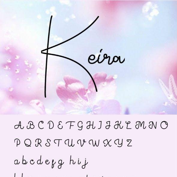 Keira Font