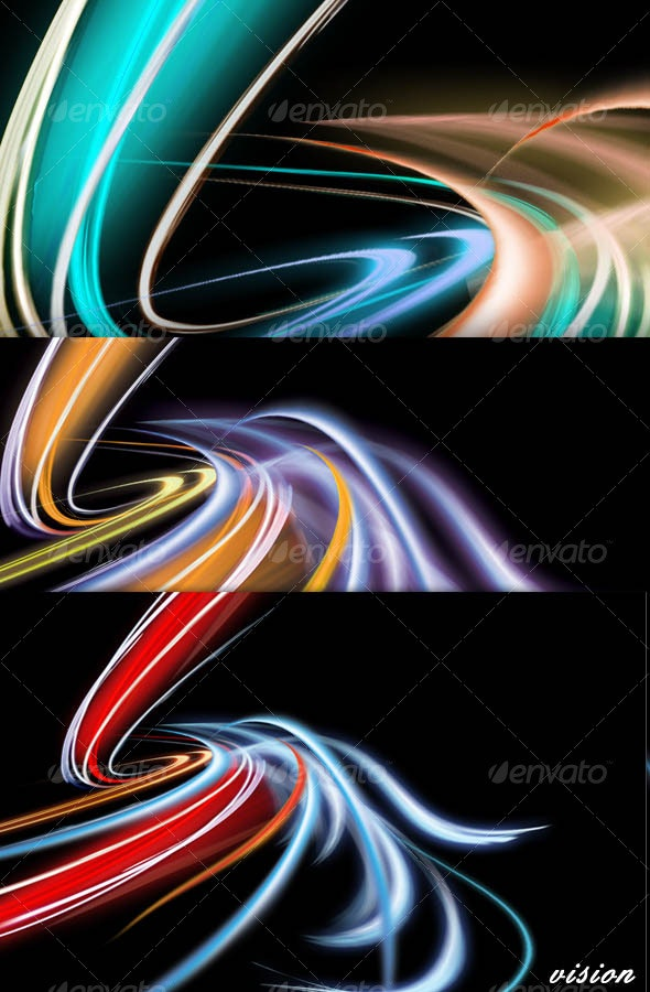 Vision Background - Backgrounds Graphics