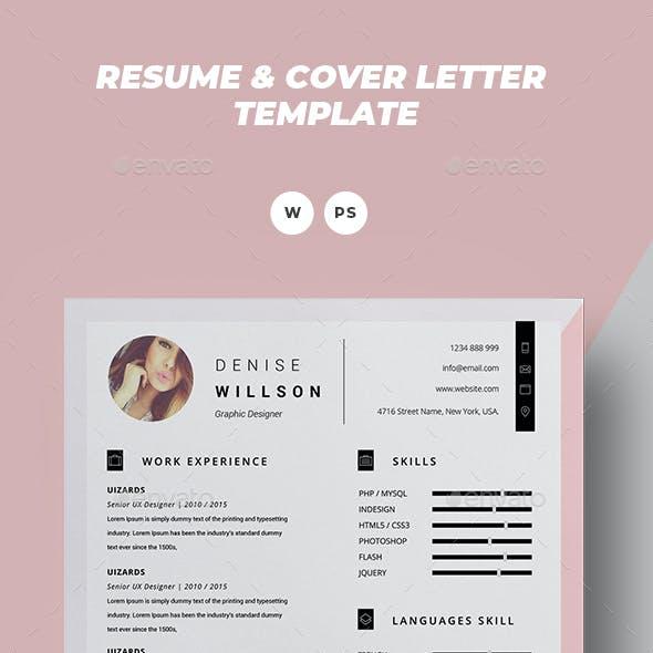 Resume - Denis -