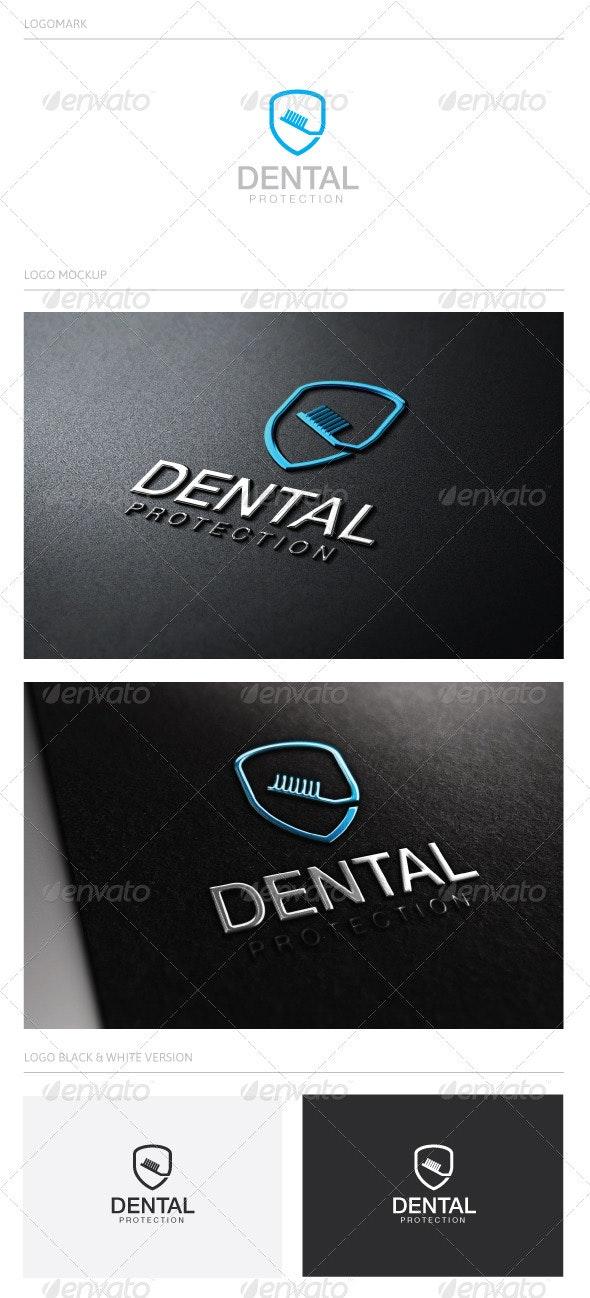 DentalProtection - Abstract Logo Templates