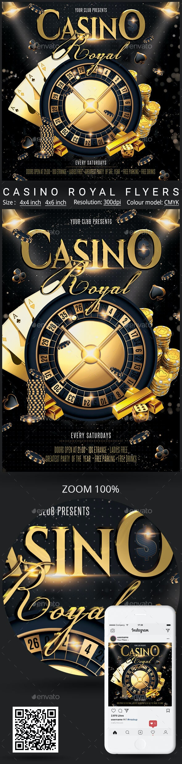 Casino Royal - Clubs & Parties Events