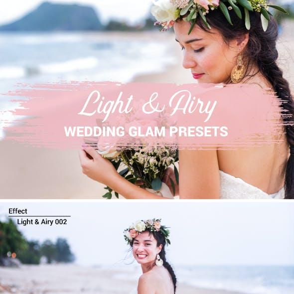 Light & Airy Lightroom Presets