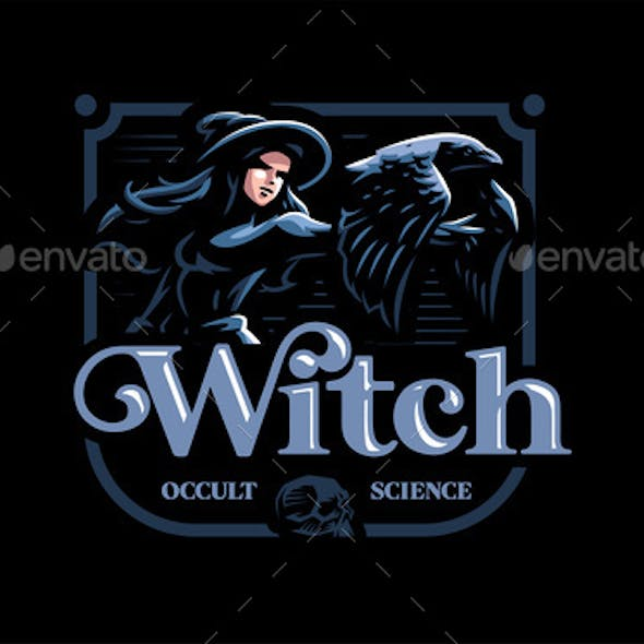 Witch and Raven