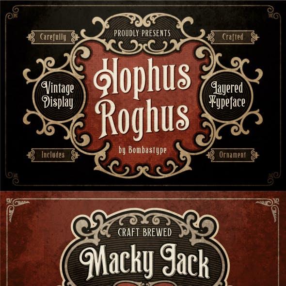 Hophus Roghus Layered