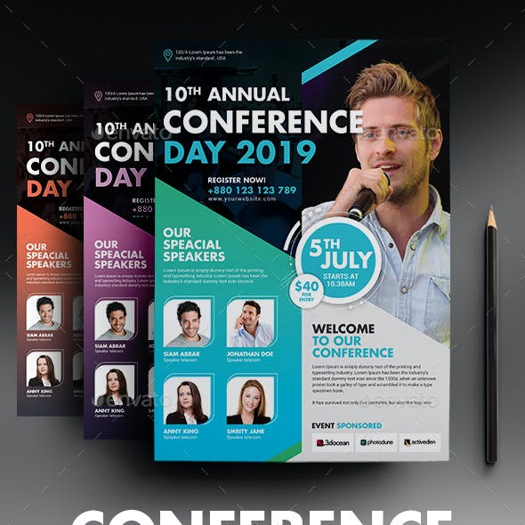 Event/Conference Flyer