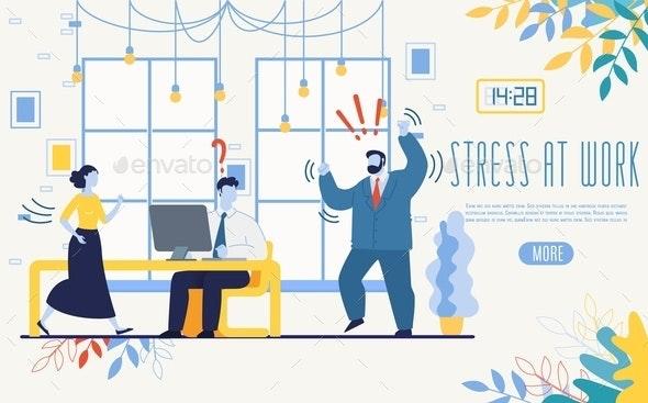 Psychological Consultations Online Vector Website - Concepts Business