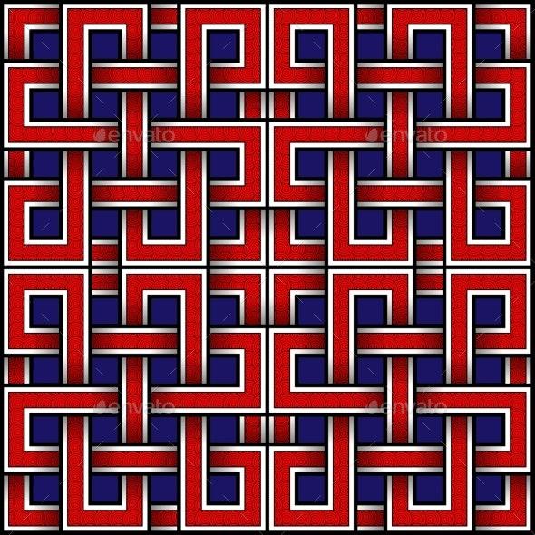 Seamless Square Wallpaper - Miscellaneous Vectors