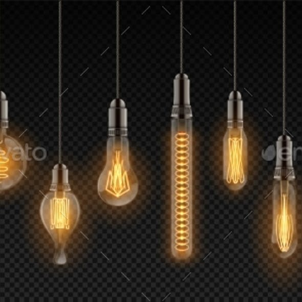 Realistic Light Bulbs