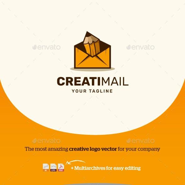 Creatimail Logo Vector