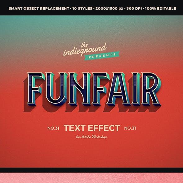 Retro Vintage Text Effects Vol. 4