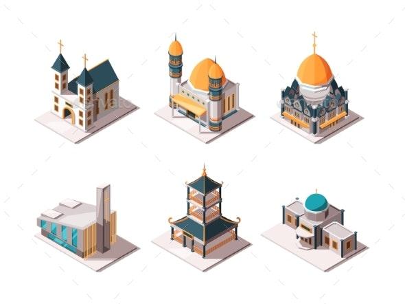 Religion Buildings - Religion Conceptual