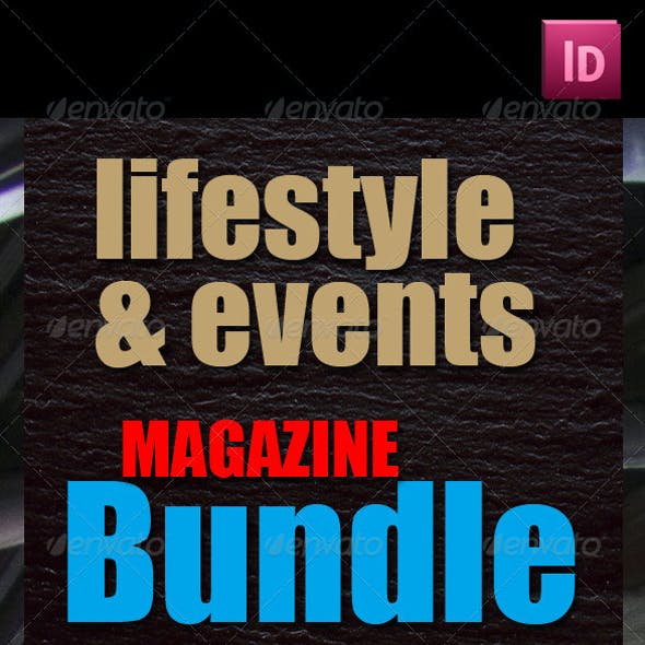 Events Magazine Bundle