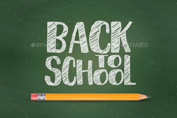Back to School Vector - Miscellaneous Vectors