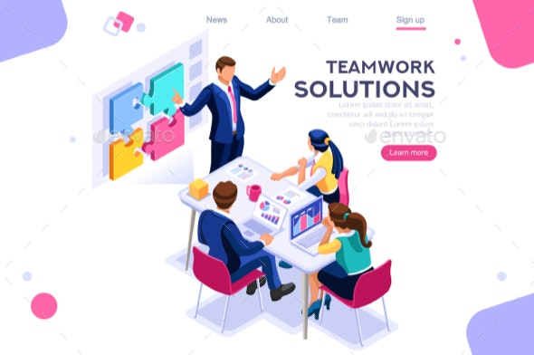 Teamwork Solutions Partnership - Concepts Business