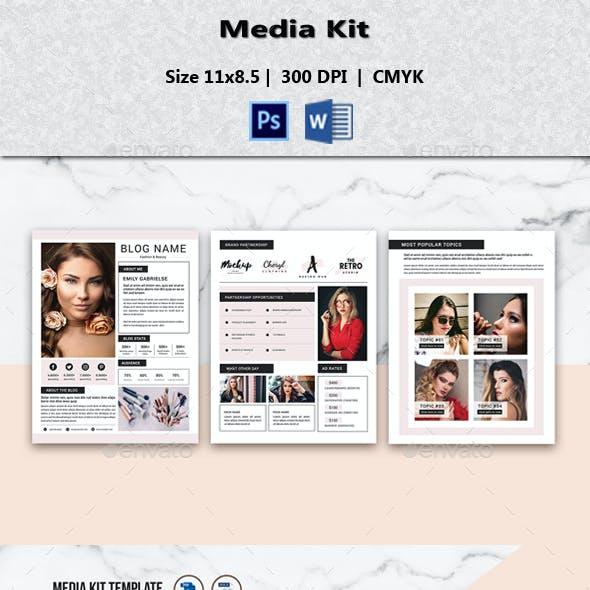 Media Kit Template V02