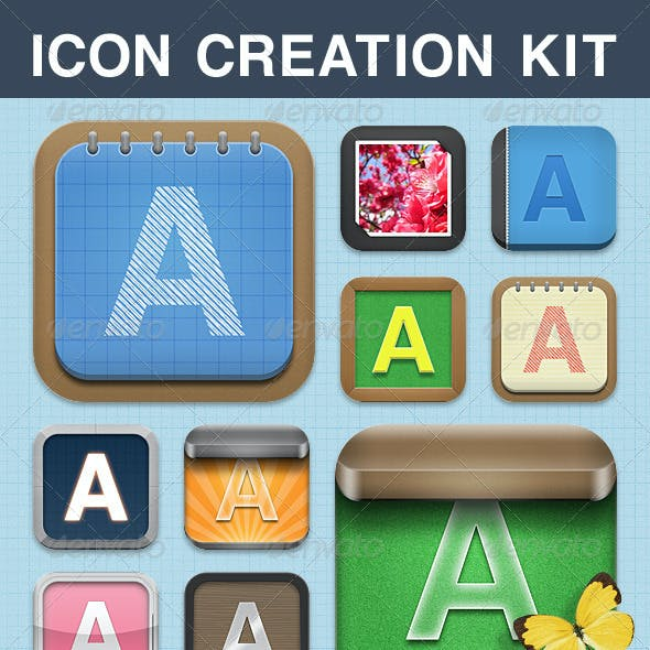 Icon Creation Kit