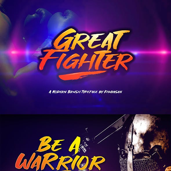 Great Fighter