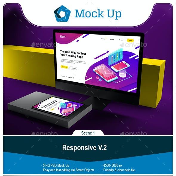 Responsive MockUp V.2