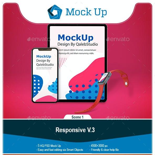 Responsive MockUp V.3