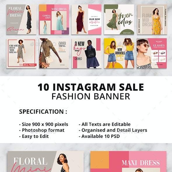 Instagram Fashion Banner #20
