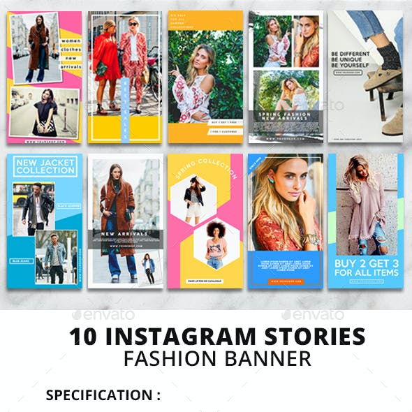10 Instagram Stories Ads